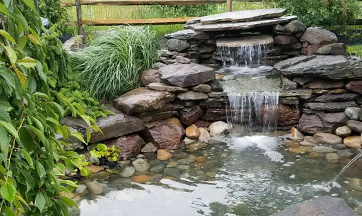 New Ponds Designed and Built MD, DC, PA