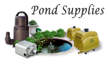 Shop online or stop by our aquatic center to buy pond supplies. Huge selection. Top Manufacturers.